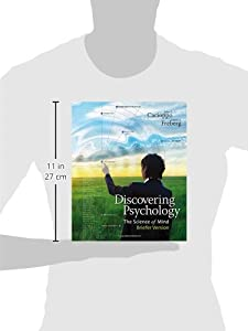 Discovering Psychology: The Science of Mind, Briefer Version ( 1st Editions in Psychology)