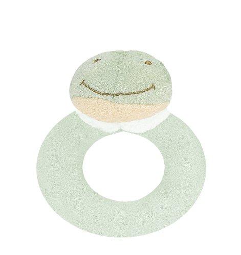 Angel Dear Ring Rattle, Green Froggy