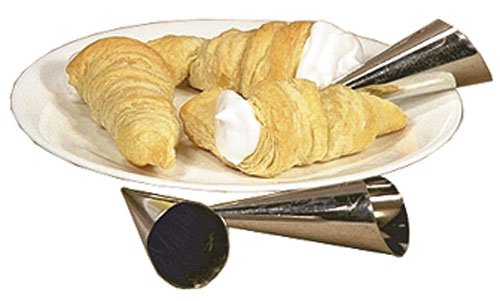 Buy Cream Roll Horns, Set of 6