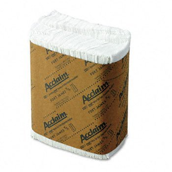 Georgia Pacific HyNap® Tall Fold Dispenser Napkins NAPKINS,HYNAP,DISPNSR CB671A#B1H (Pack of2)
