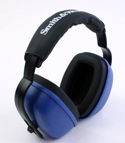 防音・消音ヘッドホン スミス&ウェッソン サプレッサーイヤーマフ 周りの音が気になる方に最適です