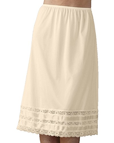 Velrose Snip-it Half Slip (2702), Beige, Large