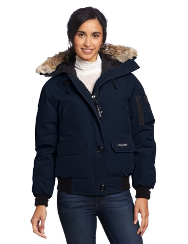 Canada Goose Women's Chilliwack Bomber,  Navy,  Medium (Canada Goose Navy Women compare prices)