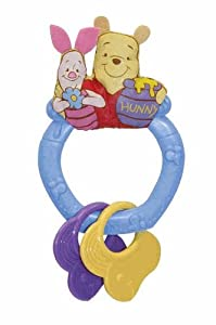 Pooh My First Rattle
