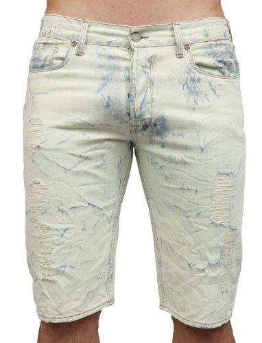 Japan Rags Alma Straight Blue Man Shorts Men - W32