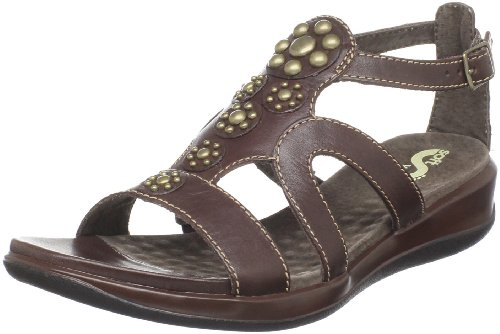 Softwalk Womens Tahiti Sandal Mocha