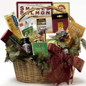 Heart Healthy Holiday Gift Basket
