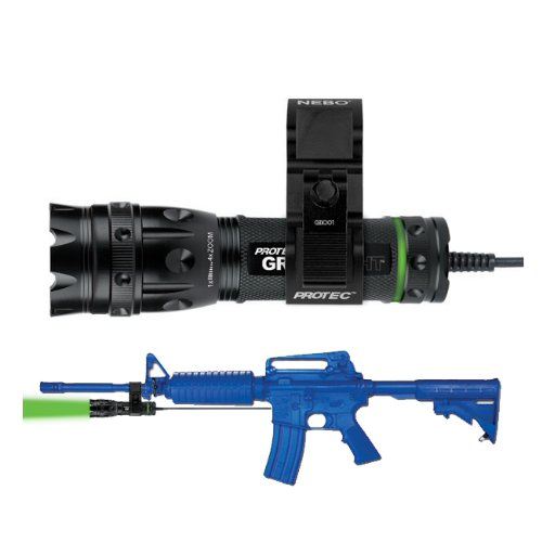 Nebo 5631 Protec Greenlight Tactical Shotgun Light