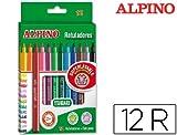 Alpino - Caja de 12 rotuladores (Masats 057)