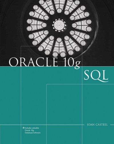 Oracle 10g: SQL