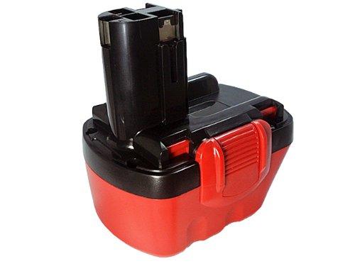 JCBOSCH 12V ニカド 互換バッテリー 2607335555 対応 2.0Ah AGSR12 対応