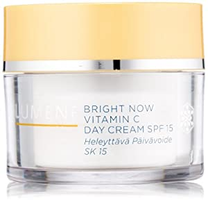 Lumene Bright Now Vitamin C Day Cream SPF 15, 1.7 Fluid Ounce