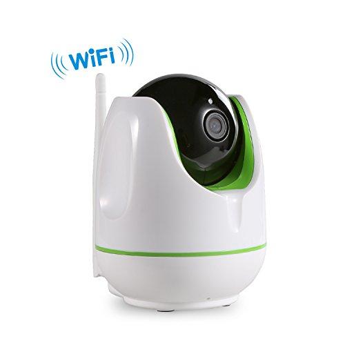 NexGadget ネットワークカメラ 300万画素 WiFi/LAN対応 ...