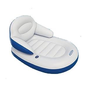 Intex corp 58864ep comfy cool lounge for pool for Koi intex pool