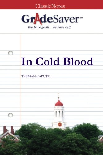 in cold blood study guide gradesaver  in cold blood study guide