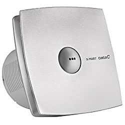 CATA EXHAUST FAN - X MART 12 MATIC INOX - SIZE 118*170*101*38 MM