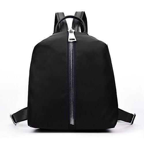 La versione coreana di spalle, la signora Marea pacchetto Nylon oxford zaino preppy wild schoolbags minimalista femmina , il rosso