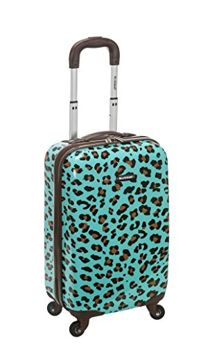 Animal Print Luggage Sets For Women Trendy Leopard
