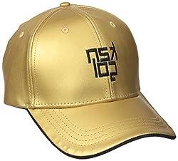 Kangol Men's Zephyr Adj Baseball, Gold, One Size