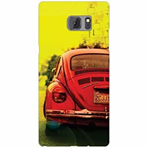 Printland Samsung Galaxy Note7 Back Cover