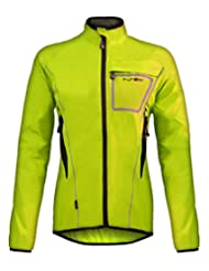 Funkier Women's WJ-1403 Waterproof Cycling Jacket