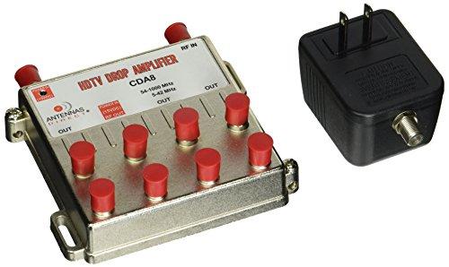 8 Port HDTV Distribution Amplifier (Direct Tv Amplifier compare prices)