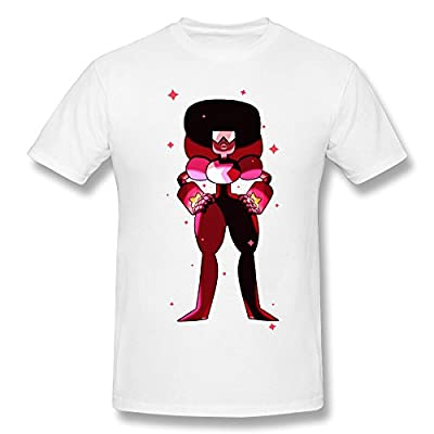 LOHUIOI Men's Garnet Steven Universe T-shirt