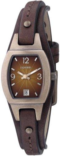 FOSSIL (フォッシル) 腕時計 FUEL ブラウン JR9760 レディース [正規輸入品]
