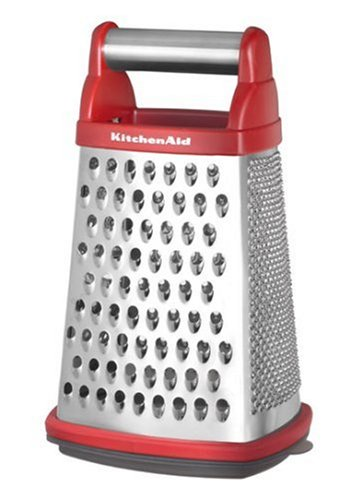 Kitchenaid Gourmet Grater, Box, Empire Red front-341442