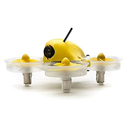 Blade Inductrix FPV RTF Toy, Yellow by Horizon Hobby (US)