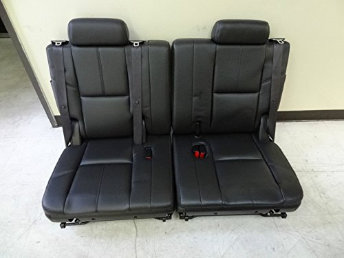 2000-2006 Chevy Tahoe Yukon Escalade 3rd Third Row Seat PERFORATED DESIGN (E.C.A.P) (Tahoe Third Row Seat compare prices)