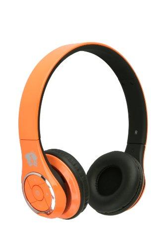 Life N Soul Bn301-O Bluetooth Headphones, Orange