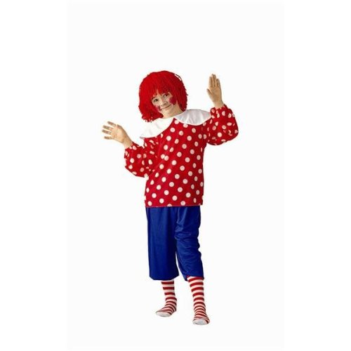 RG Costumes 90028-L Rag Doll Boy Costume - Size Child-Large