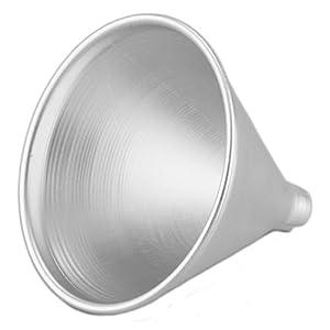Aluminum Funnel 1 2 Pint by Harold Import Company, Inc.
