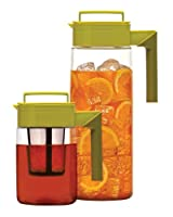 Takeya Flash Chill 24-Oz. Iced Tea Maker, Avocado/Olive by Takeya