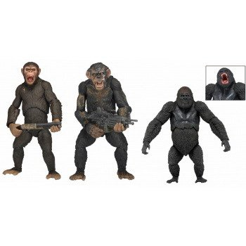 """Dawn Of The Planet Of The Apes 7"""" Figure Assortment - Series 2"""