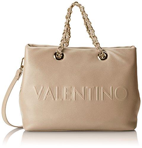 valentino-by-mario-valentino-damen-icon-schultertaschen-pink-nudo-30x22x12-cm