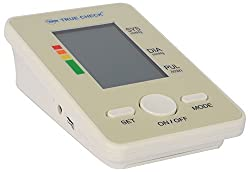 Dr.Diaz 3.7 V BP1318 Blood Pressure Monitor (White)