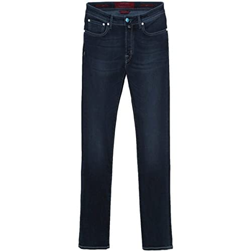 <strong>Jacob Cohen Slim Fit Dark Wash <strong>Jeans Navy
