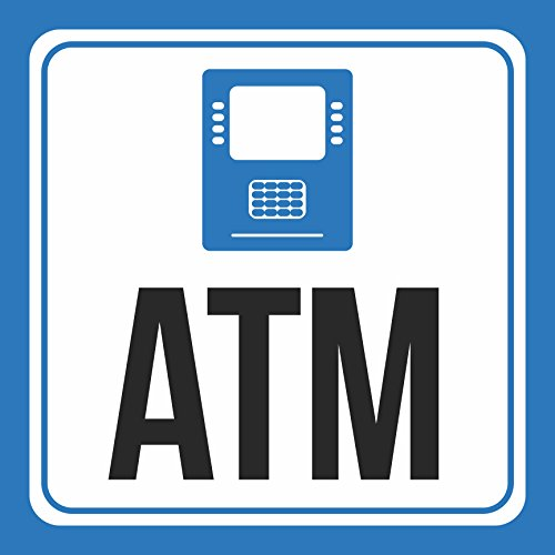 2-pack-atm-print-picture-black-white-blue-public-window-notice-bar-gas-station-restaurant-office-bus