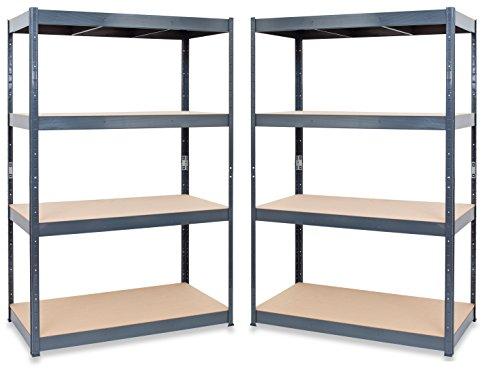 2-x-storalexr-120cm-wide-garage-shelving-racking-units-265kg-udl-free-mallet