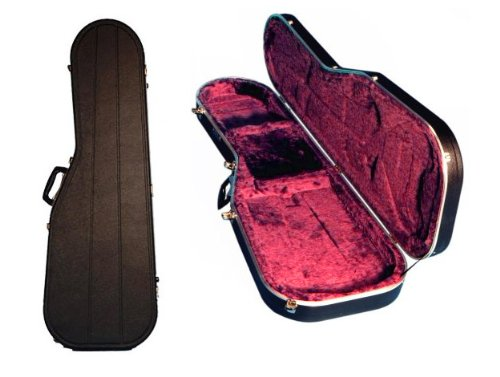 Hiscox STD-EF Electric Guitar Hardcase for most Fender guitars