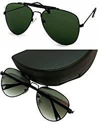 Redix New 2 in 1 combo TraditionaL Aviator Sunglasses