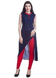 Rudraksh Fashion cotton only kurti(semi-stitch)