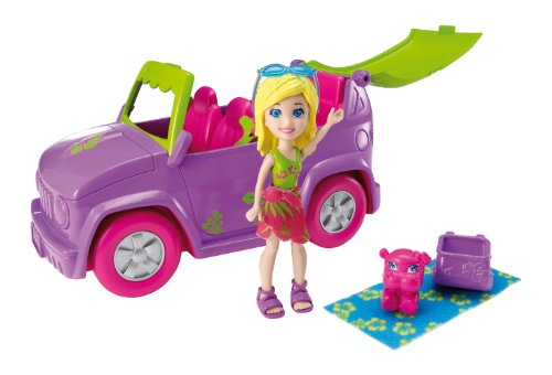mattel-polly-pocket-x9047-auto-scivolo