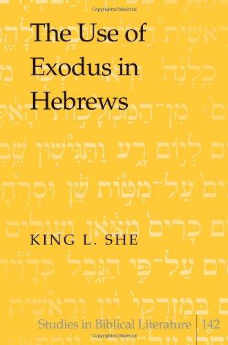 The Use of Exodus in Hebrews (Studies in Biblical Literature)
