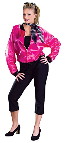 T-Bird Sweetie Costume - Pink Ladies Size:Small/Medium