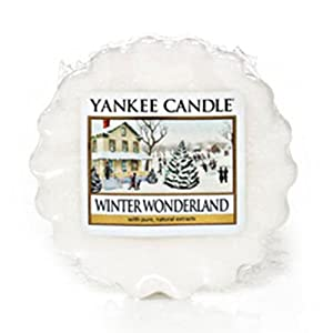 Yankee Candle (Bougie) - Winter Wonderland - Tartelette en cire