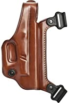 Galco 224 S3H Shoulder Holster Component, Glock 17, Right, Tan