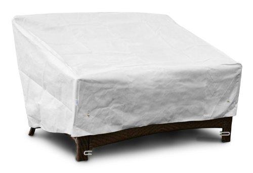 Koverroos Dupont Tyvek 29550 Deep Highback Loveseat Sofa Cover 60 Inch Width By 35 Inch